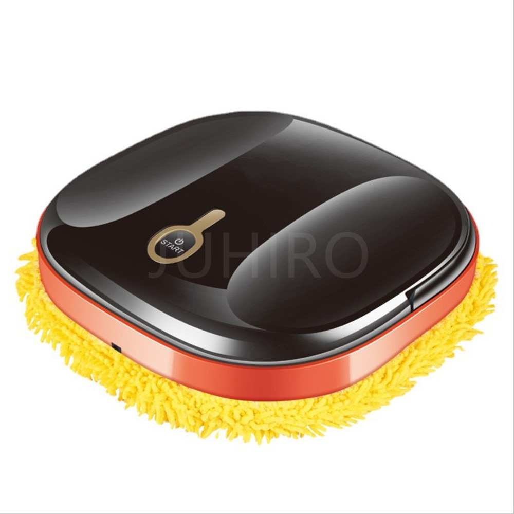New Vacuum Cleaner Auto Mopping Floor Robot for House Lifestyle Clean Broom Sweeping Machine USB Charging K999 Wireless Clean