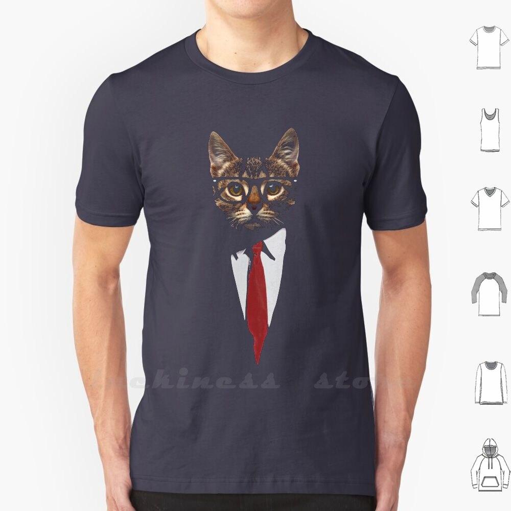 La chaqueta gato camiseta hombres mujeres adolescentes gato gatos Rawr Animal Feline Hipster moderno bigote chaqueta gafas Cool