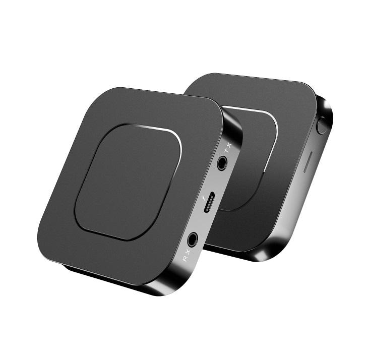 Transmisor receptor de Audio Bluetooth 5,0 2 en 1 Mini 3,5mm Jack AUX estéreo USB música adaptador inalámbrico