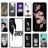 dylan obrien teen wolf phone cases for samsung galaxy s note 7 8 9 10 20 fe edge a 6 10 20 30 50 51 70 lite plus shell cover
