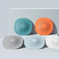 Protecteur de baignoire  1 piece  bouchon de vidange  collecteur de cheveux polyvalent  fournitures de cuisine TPR pour salle de bain