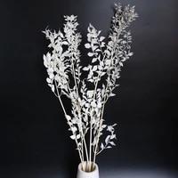 dried flower 50g natural leaves branch floral arrangement art home wedding party decoration immortal bouquet photography props