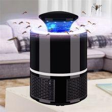 Photocatalyseur ravageur rejeter insecte insecte moustique Buzz Zapper tueur UV lumière Camp maison cuisine élimination Machine