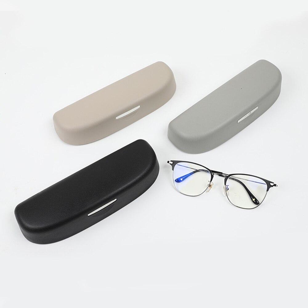 Estuches de Gafas para Coche Soporte para gafas de sol para Honda CRV City Civic HRV HR-V FIT JADE Accord Odyssey, accesorios para automóviles