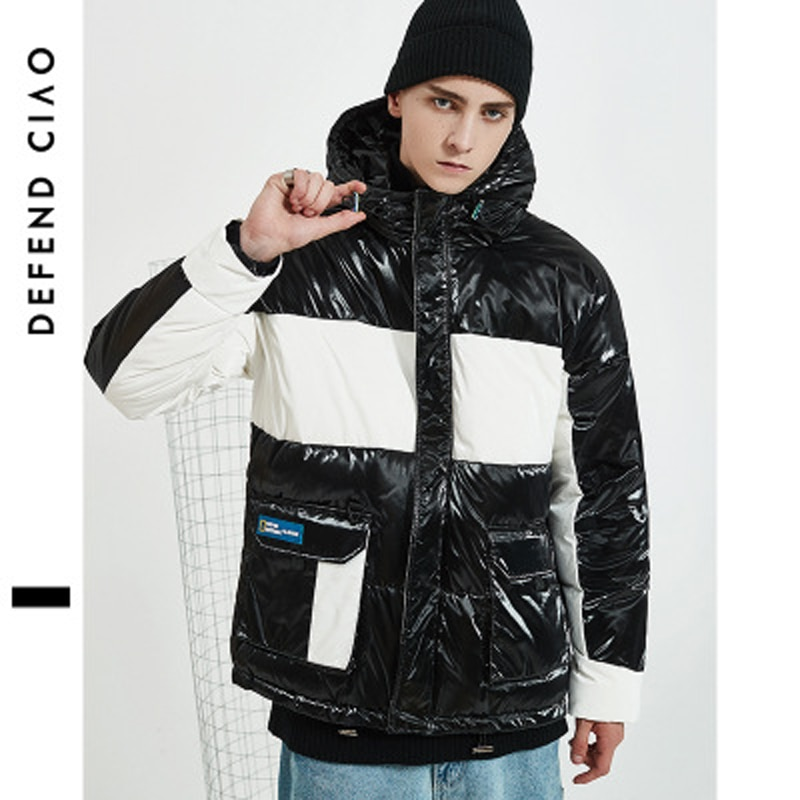 blackleopardwolf 2019 new arrival winter coat high quality causal parkas hat detachable down jacket men clothing bl 1000 New Winter Jacket Men High Quality Fashion Casual Coat Hood Thick Warm Waterproof Down Jacket Male Winter Parkas Outerwear