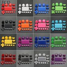 JCD 10set L1 R1 L2 R2 boutons de déclenchement capuchon pour PS4 Pro contrôleur pour PS4 4.0 JDS 040 JDM 040 bouton de contrôleur