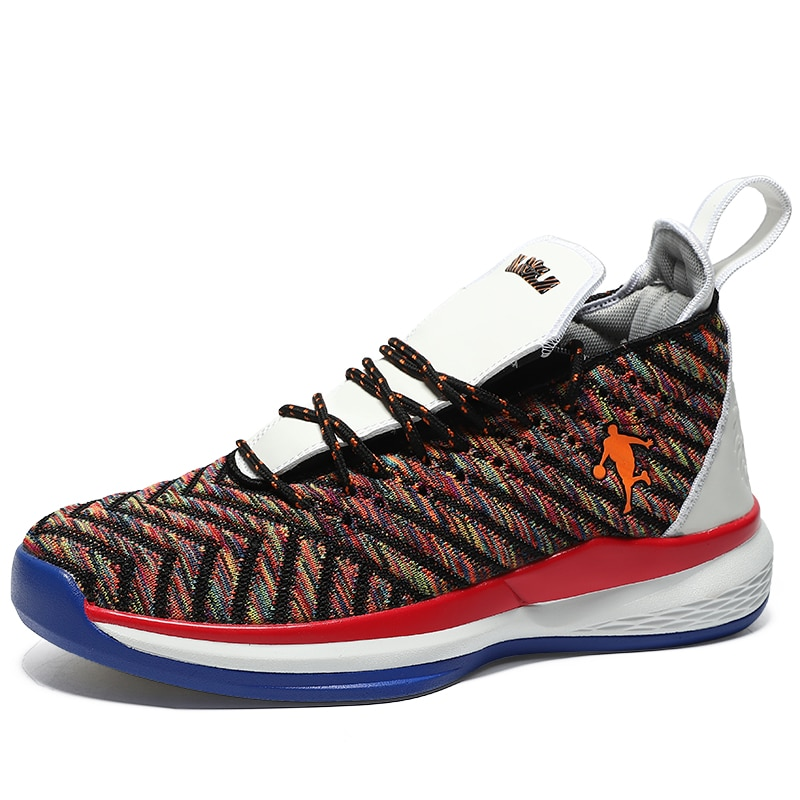 2020 nowych mężczyzna Jordan buty amortyzacja światła koszykówka trampki męskie Zapatos Hombre oddychające siatki buty sportowe na świeżym powietrzu rozmiar 47