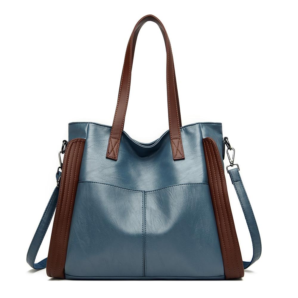 عالية السعة حقيبة يد فاخرة المرأة حقائب مصمم سيدة حقيبة كتف ريترو الترفيه الجلود حقيبة ساع لحقيبة حقيبة نسائية صغيرة 2021