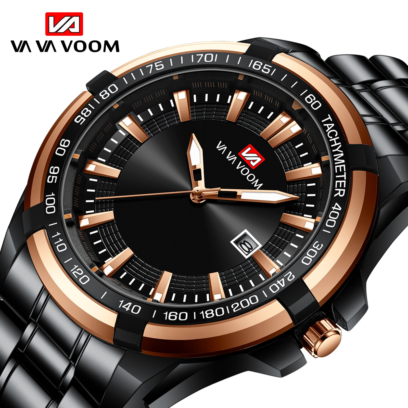 Фото - Watch For Men Stainless Steel Wristwatch Gift Men Dress Business Sports Male Luxury Quartz Waterproof Offers With Free Shipping 2021 new sport travel lover watches carnival red digital clock gift for men waterproof electronics offers with free shipping