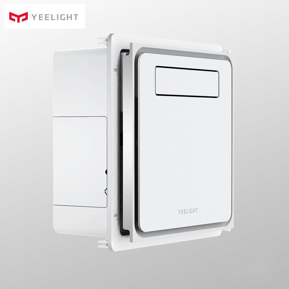 Умный кулер Yeelight потолочный кондиционер кухонный вентилятор 120 ° Регулируемое