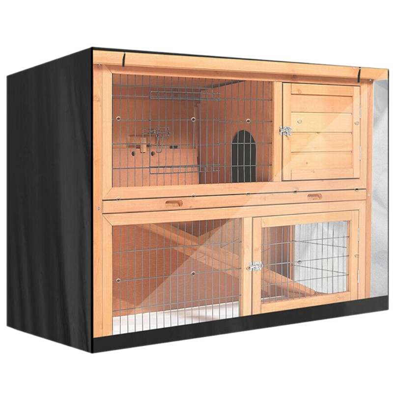 AliExpress - Bunny Rabbit Hutch Cover Outdoor Waterproof Small Pet Crate Cover UV Resistant