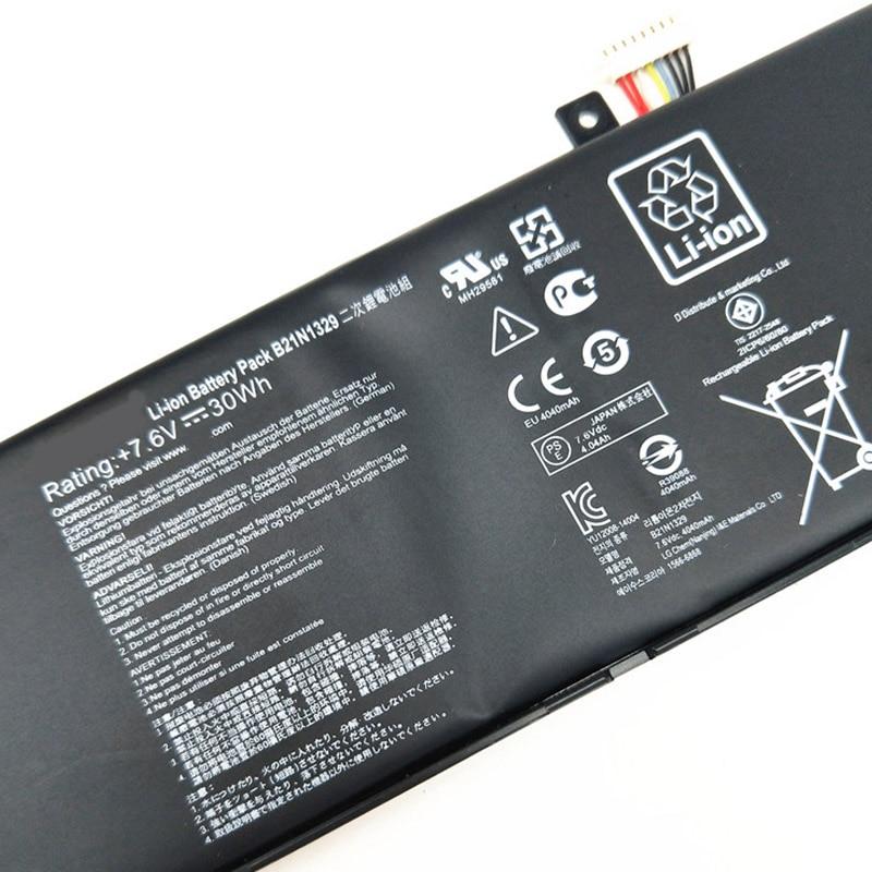 B21N1329 ل ASUS D553M F453 F453MA F553M P553 P553MA X453 X453MA X553 X553M X553B X553MA X403M X503M جديد 4100mAh بطارية