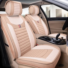 Car Seat Cover Covers Interior Accessories for Lada 2107 2110 2114 Granta Kalina Largus Priora Samara Vesta XRAY