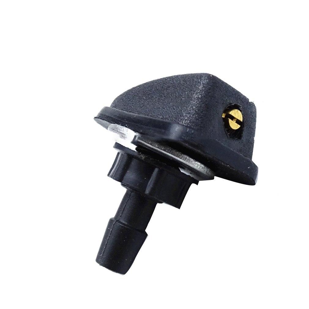 Carro universal pára-brisa arruela sprinkler cabeça limpador ventilador em forma de bico capa de saída de água ajuste do bocal ferramenta ao ar livre