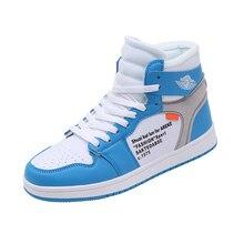Printemps et automne chaussures à la mode nouveau Style Harajuku chaussures Version coréenne mode tout-match chaussures de sport baskets hommes s chaussures