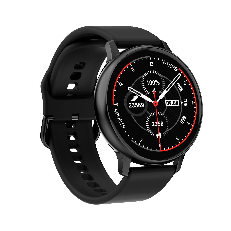 Reloj inteligente DT NO.1 DT88 PRO con pantalla HD, Monitor de frecuencia cardíaca ECG de oxígeno, reloj inteligente con modos multideporte para Control de música