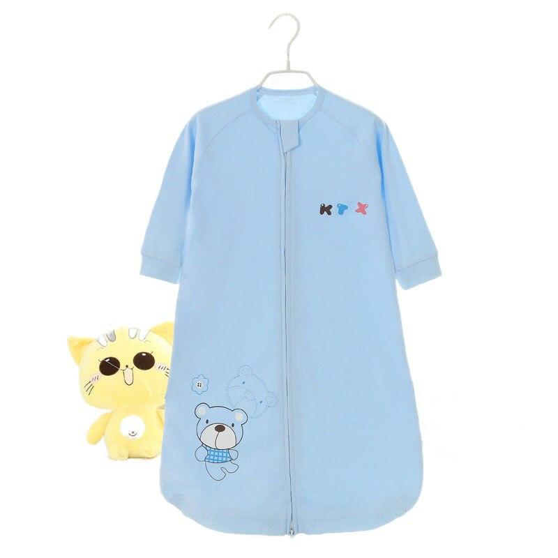 Saco de dormir de manga larga para niños y niñas, Saco de...