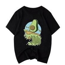 Avocat surfeur Vintage 2020 mode hommes T-Shirt à manches courtes col rond hauts Vintage nouveau Design Hipster drôle imprimé t-shirts