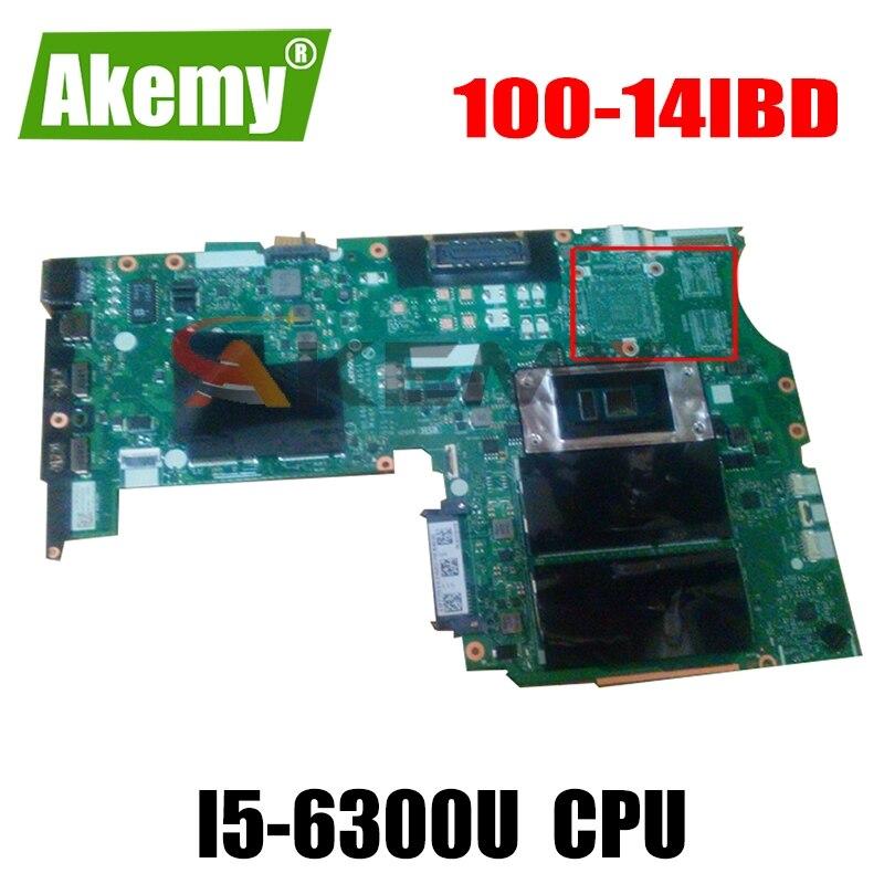 اللوحة الأم للكمبيوتر المحمول لينوفو هينكباد L460 I5-6300U الأساسية SR2F0 اللوحة الرئيسية 01AW292 BL460 NM-A651