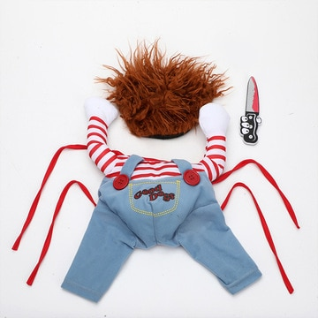 Pet Clothes Halloween Pet Costume Small, Medium and Large Dog Accessories Holiday Pet Supplies Dog Clothes  - buy with discount