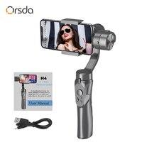 Orsda 3-Axis Gimbal Smartphone Handheld Stabilizer Anti-shake Phone Estabilizador Celular GOPRO IPhone11XS XR X 8Plus OR067A