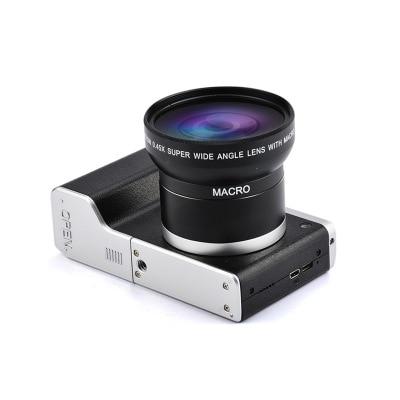 Digital Camera CMOS Sensor 8x Zoom JPEG/AVI 4.0 Screen SLR Camera With Flash Max 24 Megapixel Telephoto HD Home Photography