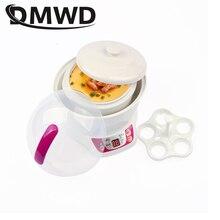 DMWD электрическая Медленная Плита 0.7л мини Интеллектуальная керамическая грелка термо вода тушеная птичья ловушка суп каша детская еда пова...