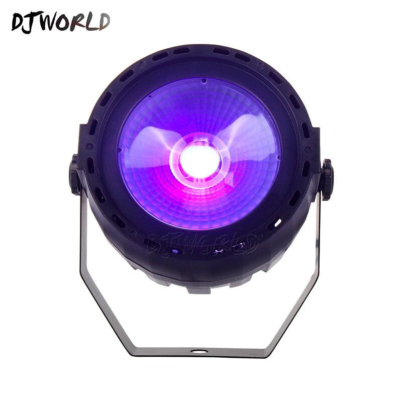 Djworld LED Par COB 30 Вт RGB сценический эффект светильник ing High Bright для DJ дискотечный светильник для дня рождения свадебного украшения танцпола