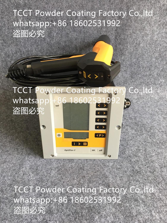 Пульверизатор TCCT optiflex для электростатического порошкового покрытия + пульверизатор optiflex 2