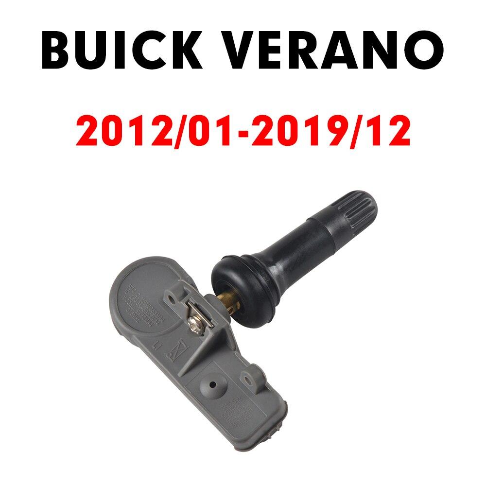 Sistema de Monitoreo de Sensor de presión de neumáticos para Buick Verano...