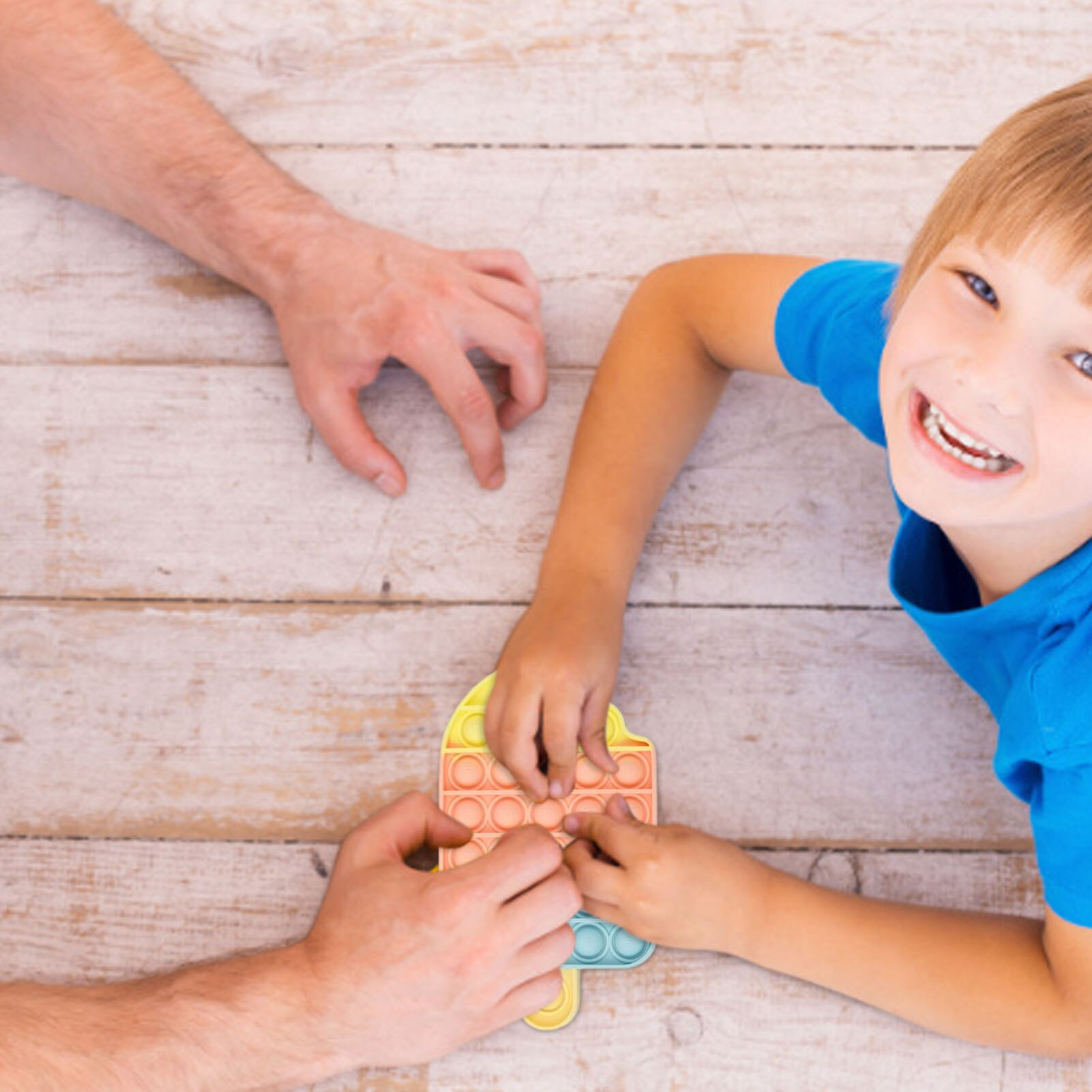 Push Pop Bubble Sensory Fidget Toys Set Adults Child Stress Reliever Popit Hand Toys Autism Antistress Needtoy Educational Toys enlarge