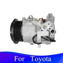 6SEU16C compresseur ca automatique pour Toyota HIACE TRH Camry RAV4 88320-2F030 88310-2F030 88310-42270 88310-06240 88320-07110