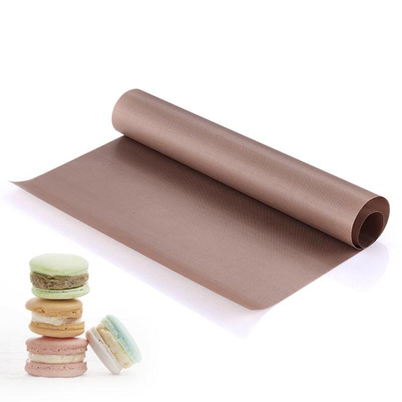 Термостойкий тефлоновый лист Гриль коврик антипригарный многоразовый коврик для выпечки лоток для выпечки бумажный коврик духовка масляная бумага для наружного барбекю