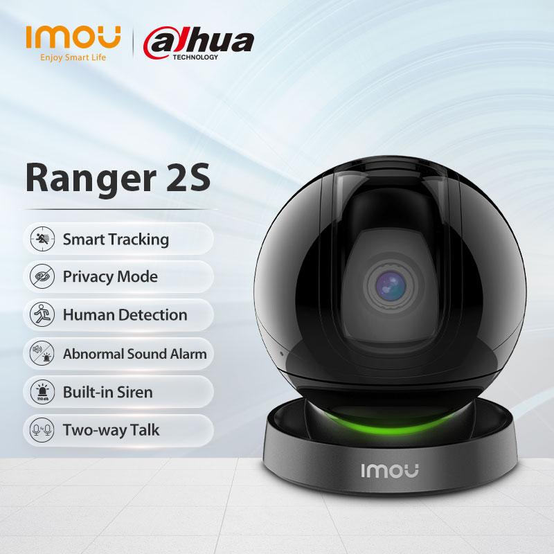 AliExpress - Dahua imou Ranger 2S 1080P Wifi IP Camera Home Security 360 Camera AI Human Detection Baby Phone Camera Night Vision ptz Camera