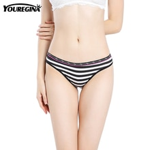 Sexy G-String coton femmes culottes sous-vêtements pour femmes dames string t-back slips filles caleçons Bikini Lingerie 3 Pcs/lot