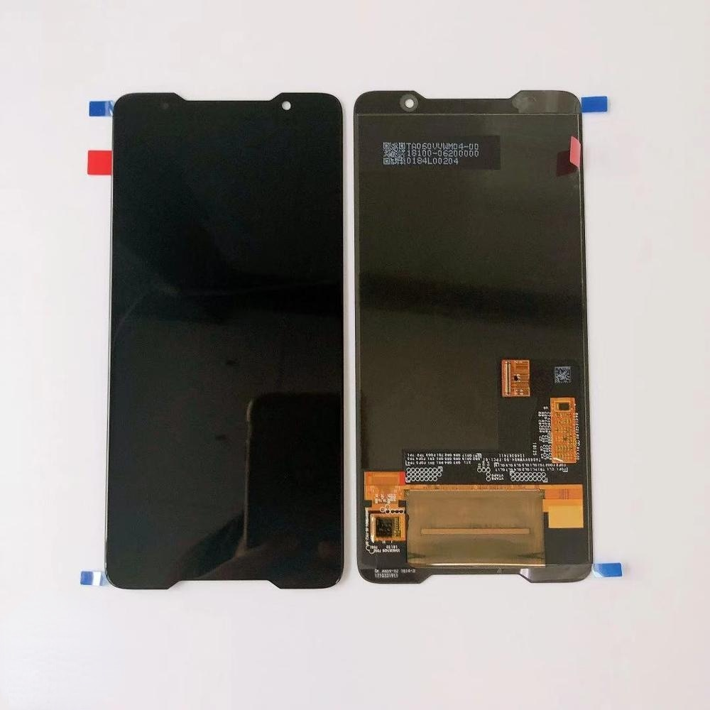 for Asus ROG phone Zs600kl z01QD LCD Display Touch Screen Digitizer Assembly Replacement Spare Parts enlarge