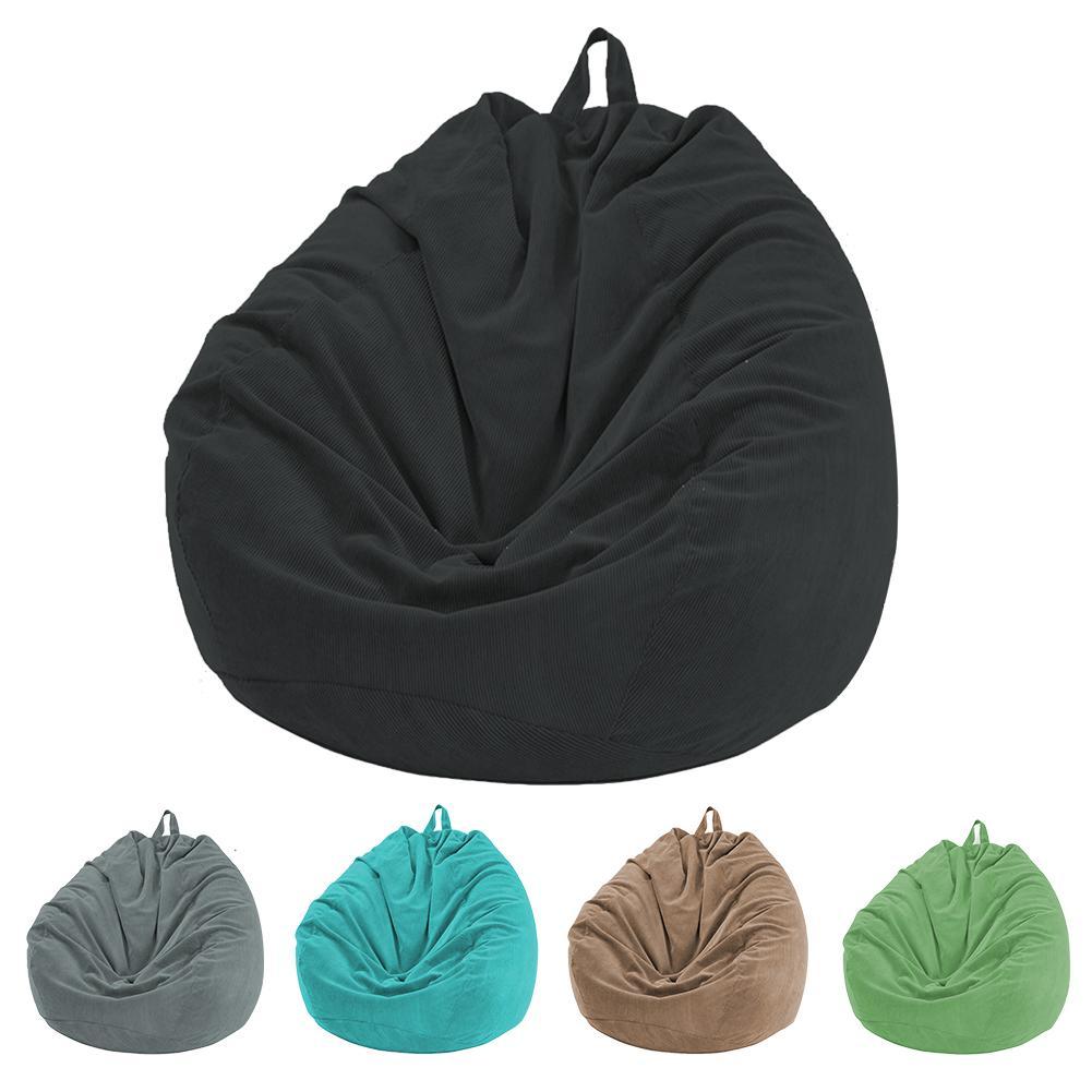 غطاء كرسي بين باج ، ناعم ، قابل للإزالة ، قابل للغسل ، لمعظم الأرائك الكسولة ، غرفة المعيشة