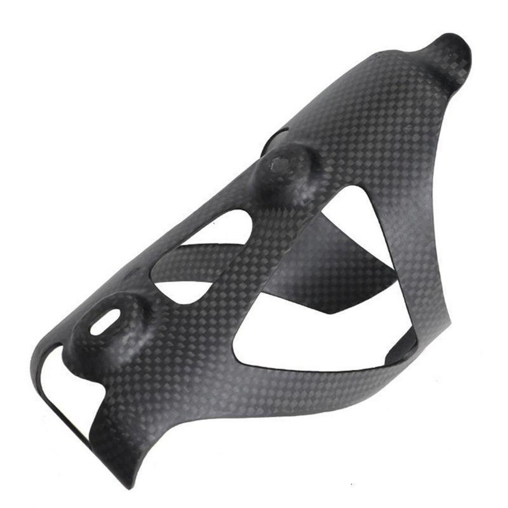 Alta qualidade ultra leve fibra de carbono completo garrafa gaiola mountain road bike de alta resistência suporte copo água