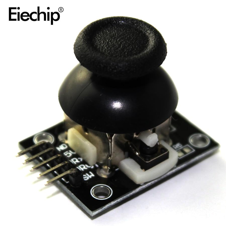 Для Arduino двойной оси XY джойстик модуль