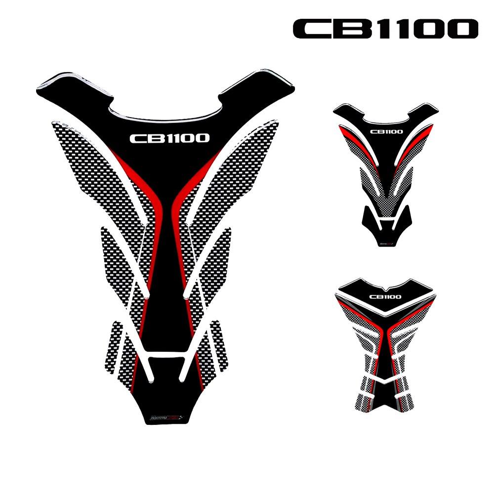Protector de almohadilla de depósito para motocicleta Honda CB1100 CB 1100, Tankpad 3D