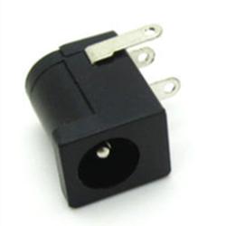 10 pçs/lote DC005 PCB Jack Conector Plug Monte 5.5x2.1/2.5mm Feminino DC Power Jack Tomada Connector DC-005 Plugue Universal