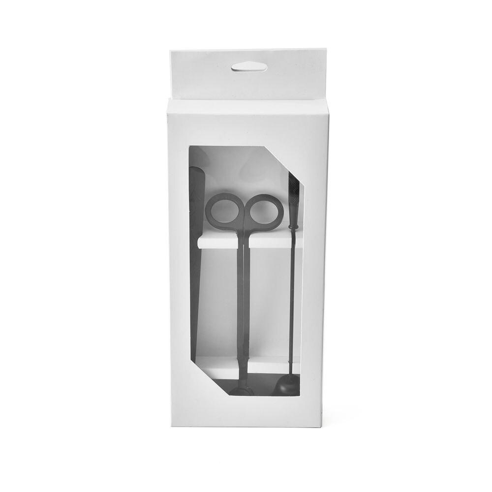Kit de accesorios para velas, extintor de velas, kIt de herramientas para velas perfumadas, Color negro