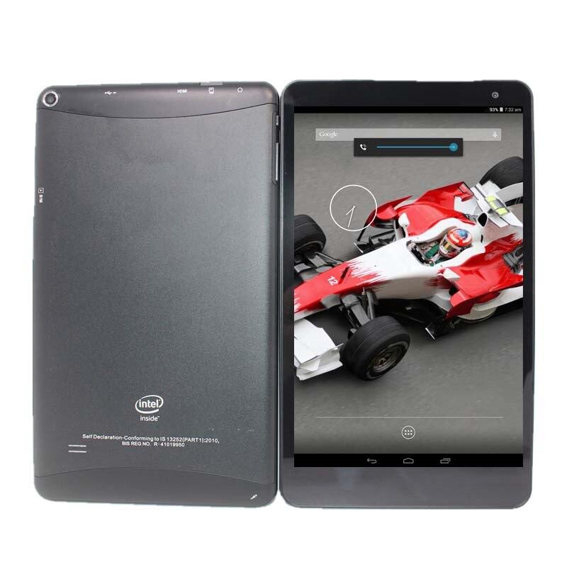 7 pulgadas X80 3G llamada de teléfono Tablet PC para niños átomo Z3735G Quad core Android 4,4 1 + 1 + 16GB 1280*800 pxs Wifi GPS