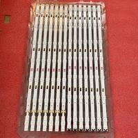 14 PCS/set  LED backlight strip for Samsung BN96-43943A 43942A UE58MU6100 UE58MU6070 UE58MU6122 UA58NU7103 UN58MU6100 UN58MU6070