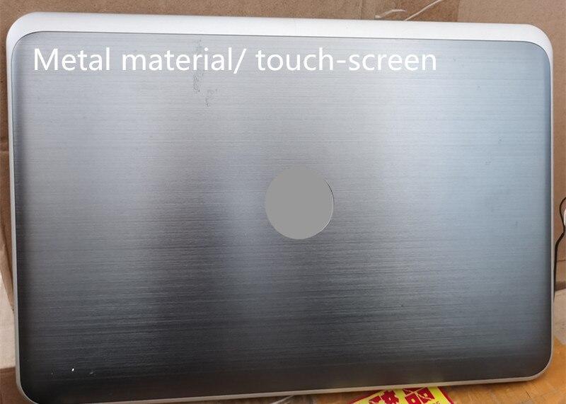 غطاء خلفي جديد للكمبيوتر المحمول بشاشة lcd مناسب لأجهزة DELL 15R 5521 5537 3521 3537 5535 M531R