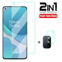 9H Tempered Glass For Oneplus 7 7T 8T 9 9R 9E Camera Lens Screen Protector Film One Plus 7 7T 8T 9 9