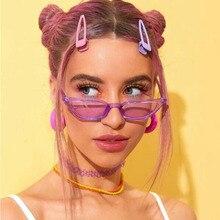 Small Sunglasses For Women Luxury Designer Glasses Men Eyeglasses oculos feminino Gafas Trend Ocean