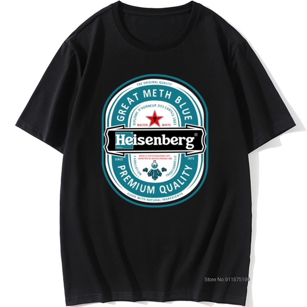 Мужские футболки из 100% хлопка, мужские топы во все тяжкие, футболка на День Труда, новинка 2021, летняя уличная одежда