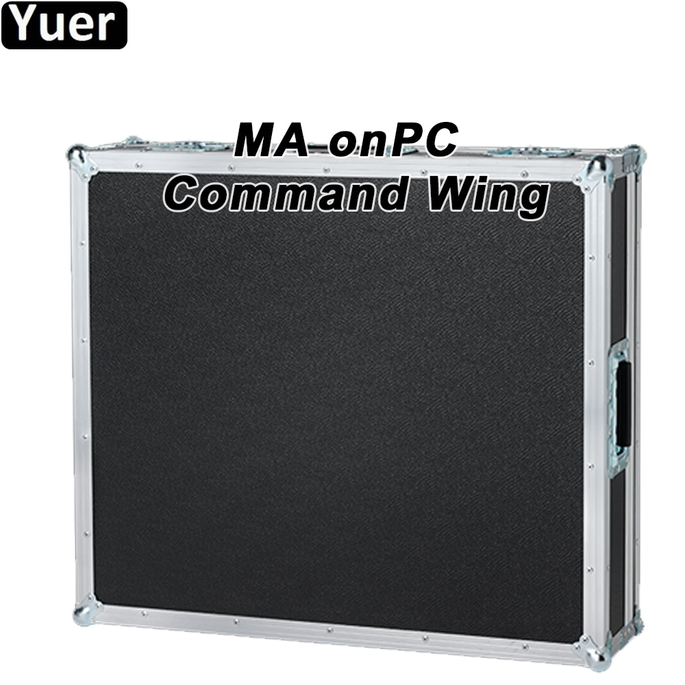 Command Wing MA Stage Effect Light onPC DMX512 Console DJ Disco Moving Head Light Controller Bar Party Par Light Wall Wash Lamp