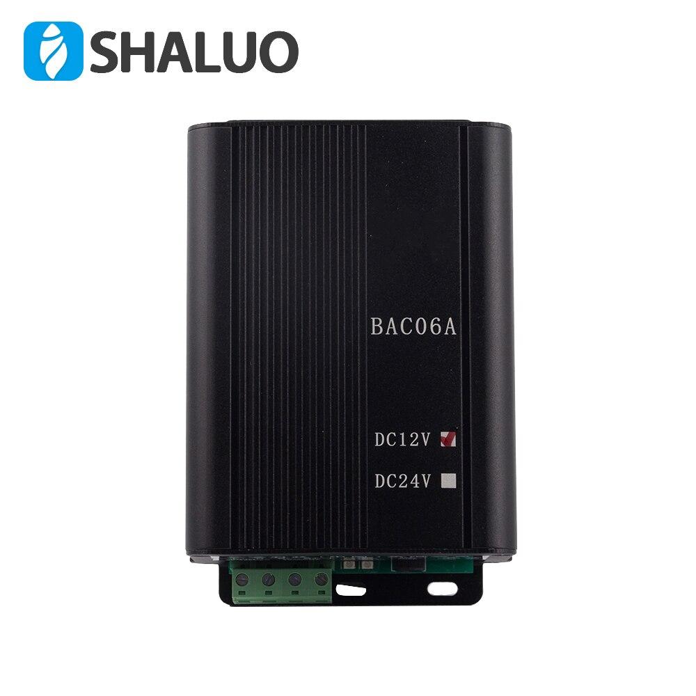 Módulo de cargador de batería inteligente automático de alta calidad BAC06A 12V 24 V, placa de Diseño de Circuito de cargador de batería de alimentación rápida